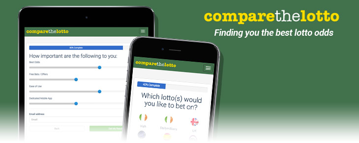 lotto comparisson tool