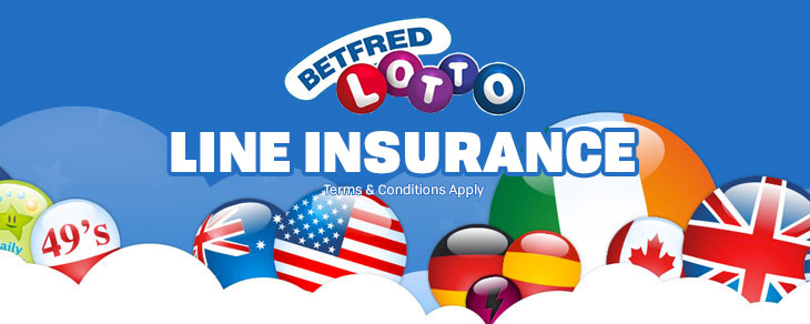 Betfred Lotto Line Insurance