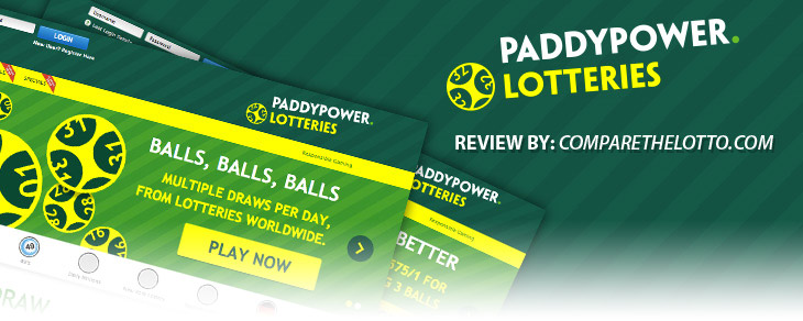 paddypower lotto review