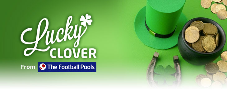 lucky clover by football pools lotto review