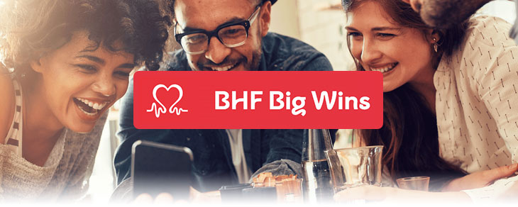 BHF Lotto review