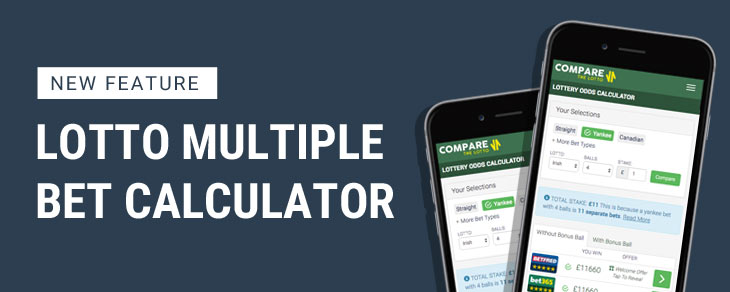 new lotto multiples bet calculator