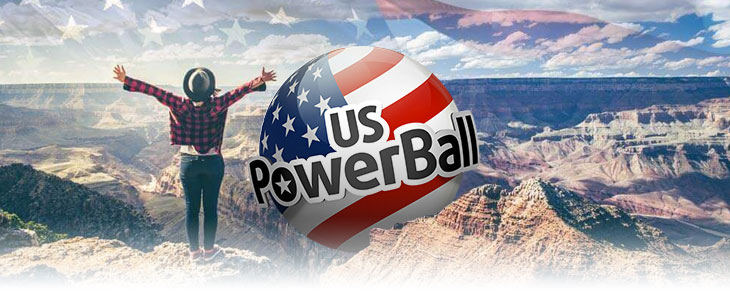 US Powerball from the UK
