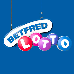 betfred lotto logo