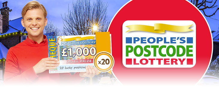 Postcode Lottery review