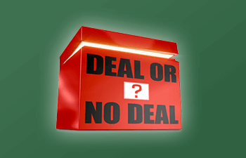 Deal or No Deal Scratchcard