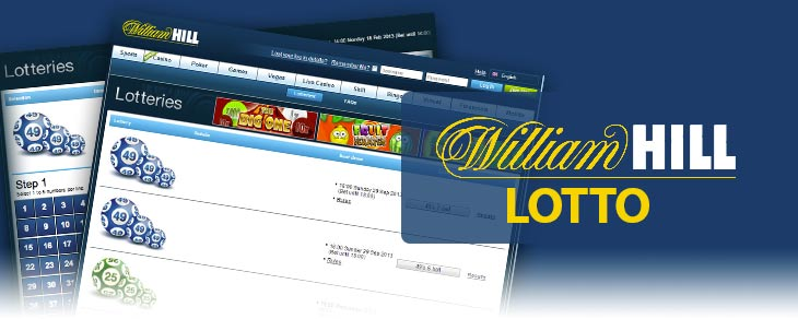 william hill lotto review